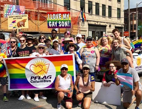PFLAG Columbus to be honored at PFLAG National Convention