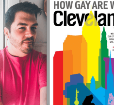 James Bigley II Advocates for LGBTQ+ Stories as Managing Editor of Cleveland Magazine